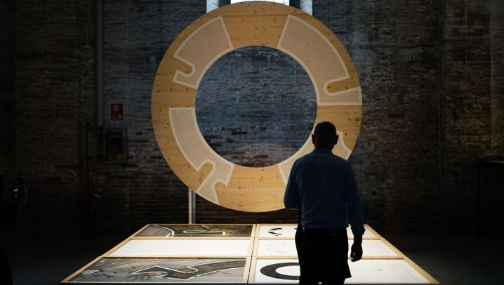 Architekturbiennale 16: Biennale-Rundgang in Bildern