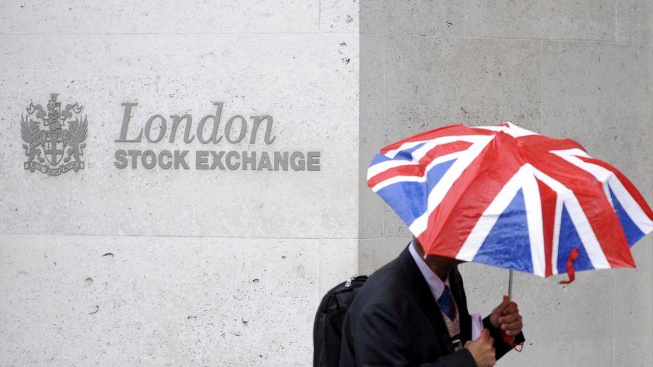 Börse in London