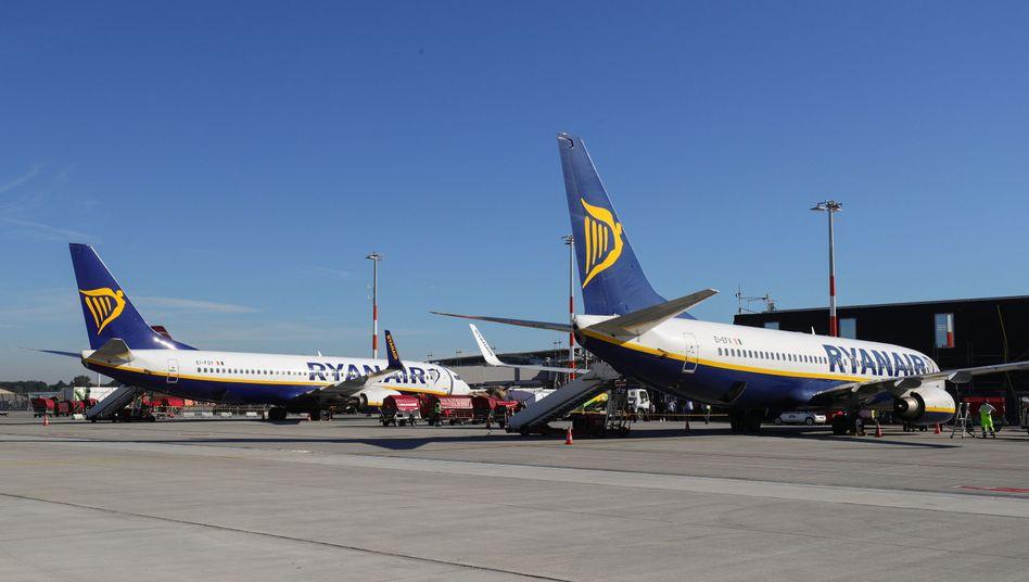 Flughafen Hamburg Ryanair Streicht Verbindungen Darunter