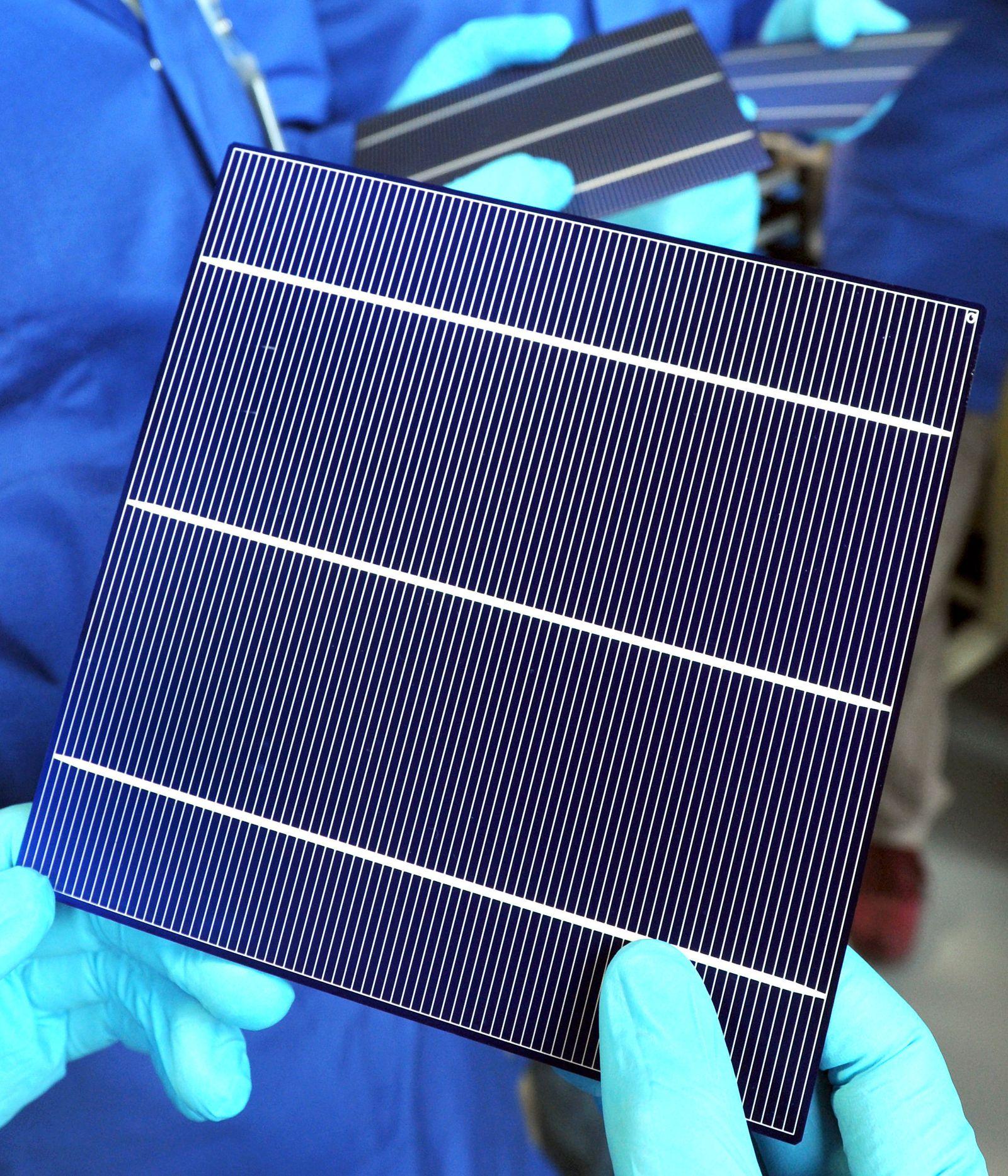 Solar Q-cells