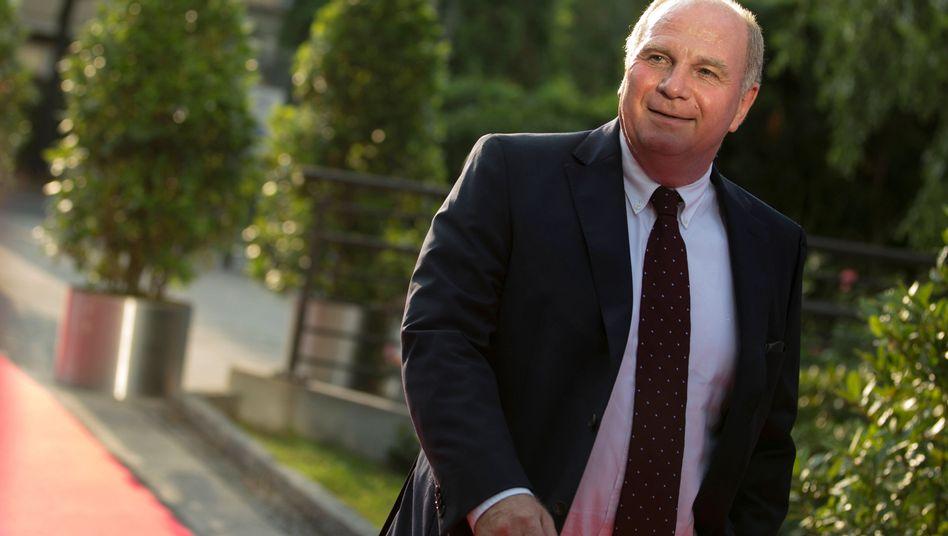 Fußballmanager Hoeneß: Mehr als 30 Millionen Euro Gewinn?