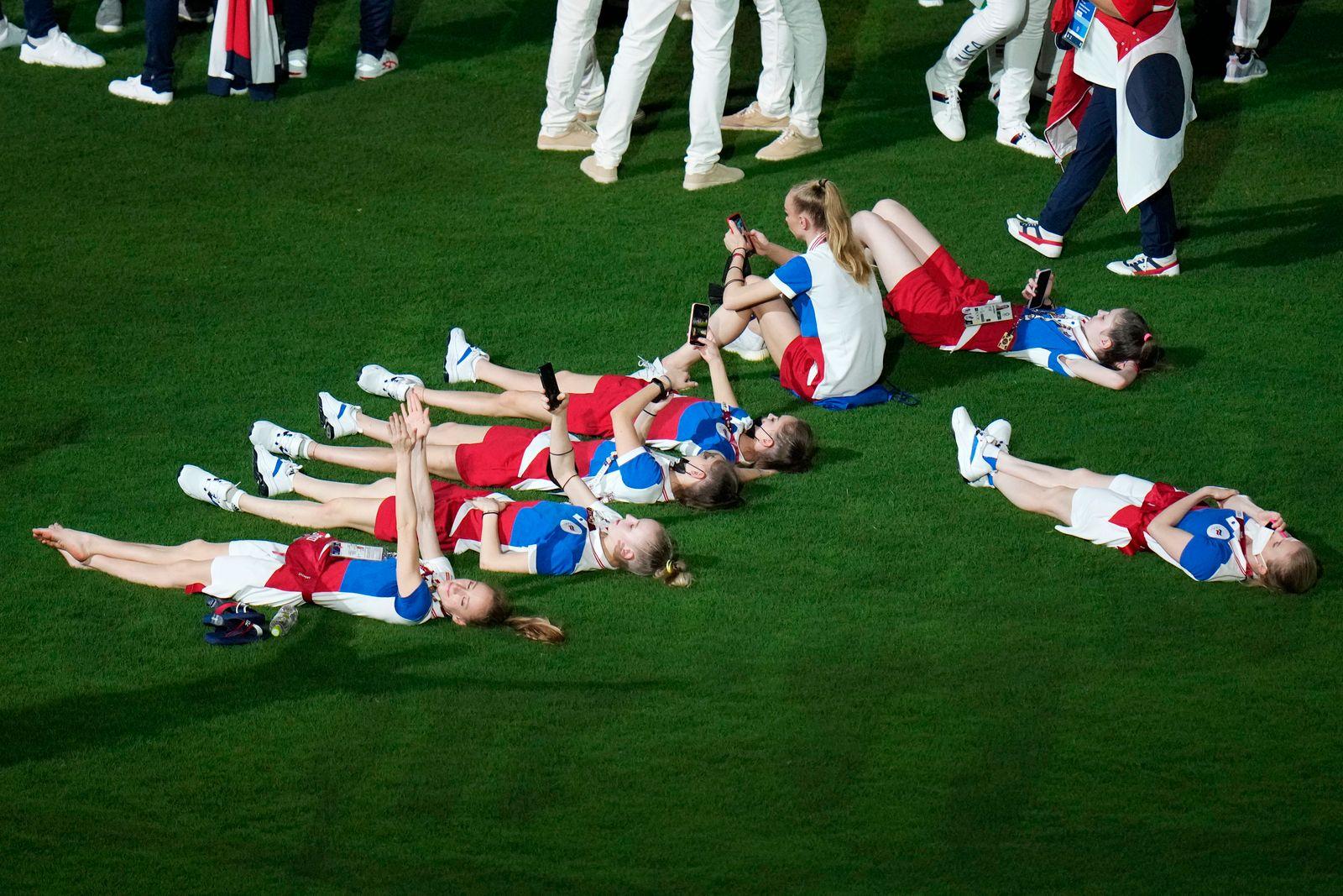 Tokyo Olympics Closing Ceremony