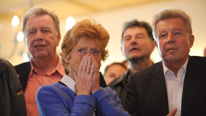 Bundestagswahl 2013: Schwerer Gang für die Liberalen
