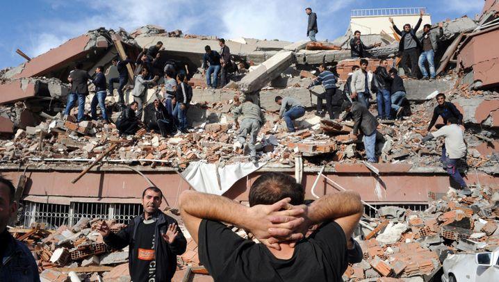 Türkei: Mehrere Tote bei Erdbeben