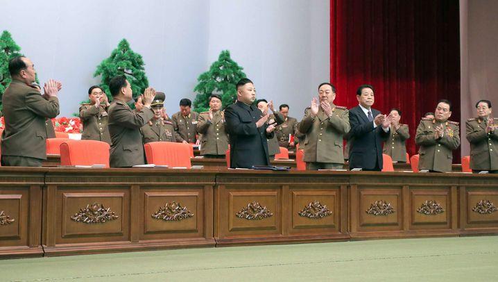 Konflikt mit Südkorea: Kriegsrhetorik aus Pjöngjang