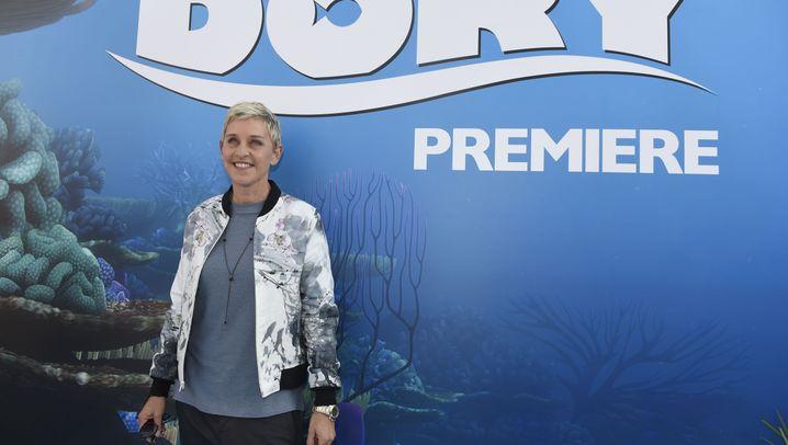 Ellen DeGeneres: Mit Dorie gegen Trump