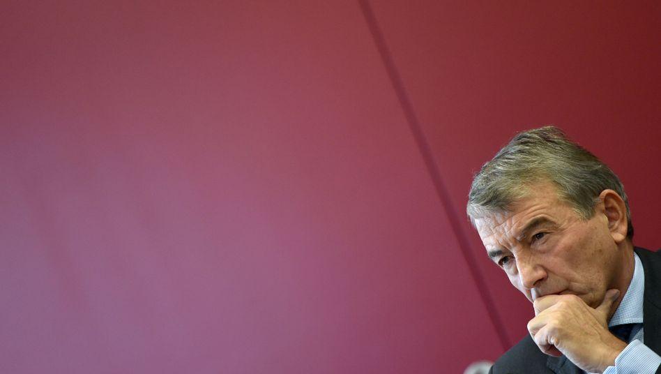 """DFB-Präsident Niersbach: """"Ich möchte die Gelegenheit nutzen"""""""