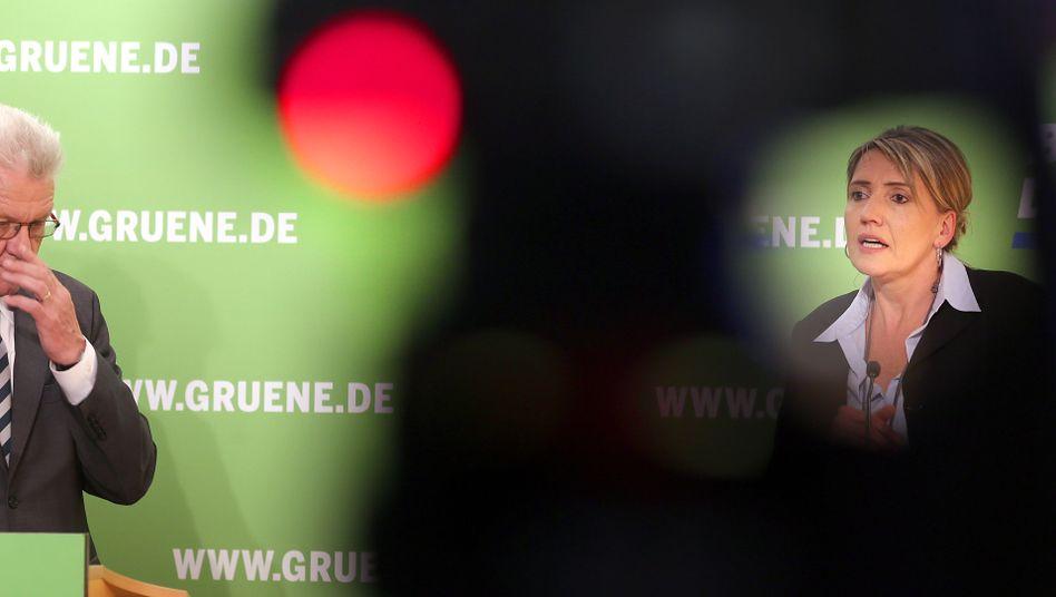 Grüne Kretschmann, Peter: Nicht mehr gegeneinander ausspielen