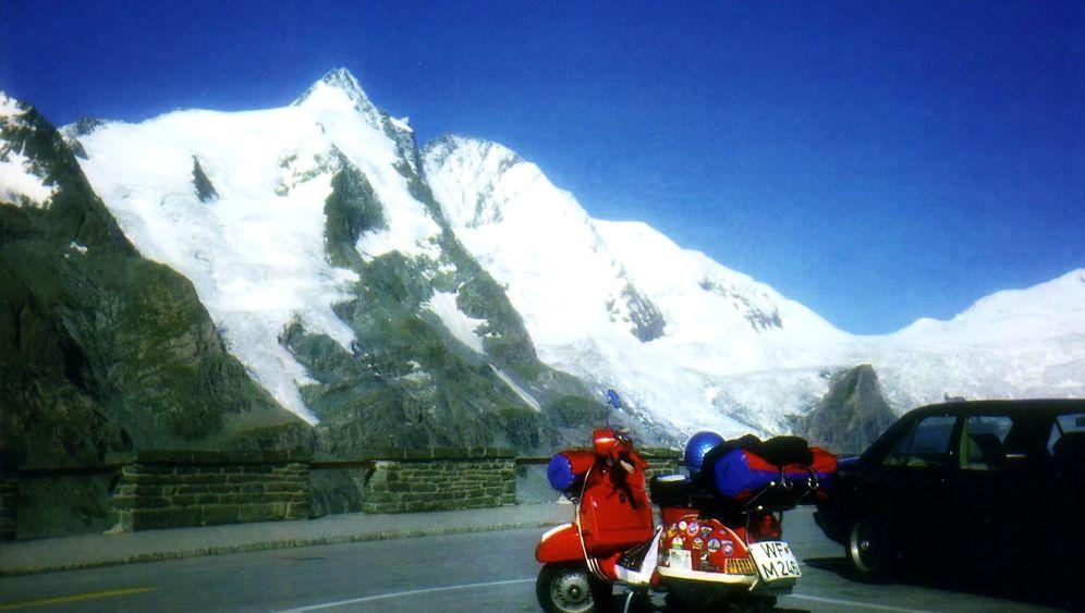 Vespa PX 200 E Lusso, Baujahr 1984: Der Touren-Roller