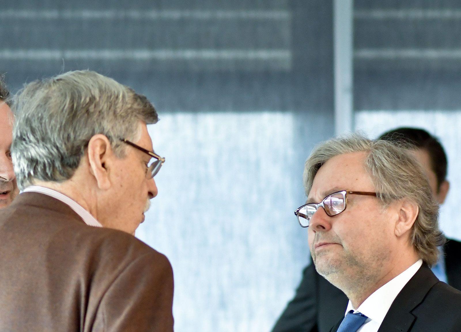 ORF-Stiftungsrat - Steger und Wrabetz