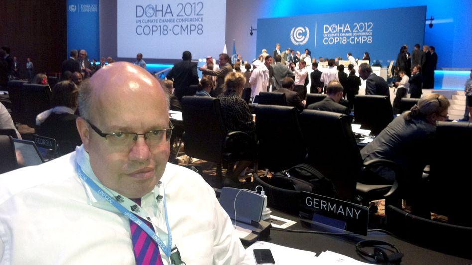 Klimagipfel in Doha: Im Eilverfahren zum Erfolg
