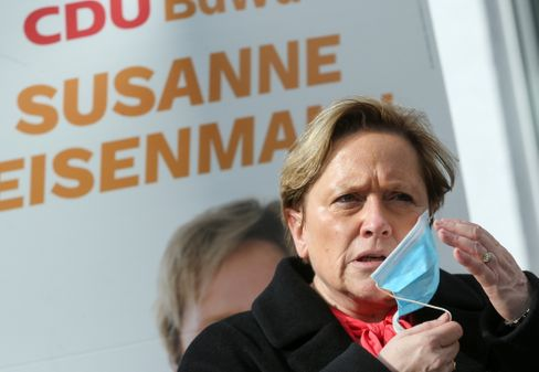 Kandidatin Eisenmann