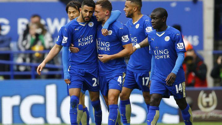 Leicesters Meisterschaft: Blamage für die Schwergewichte