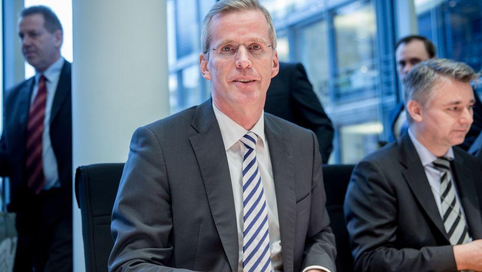 NSU-Ausschussvorsitzender Clemens Binninger (Archiv)