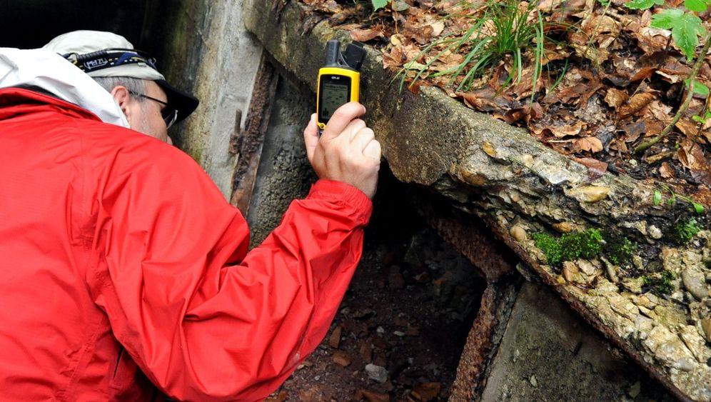 Geocaching: Schatzsuche mit GPS-Gerät