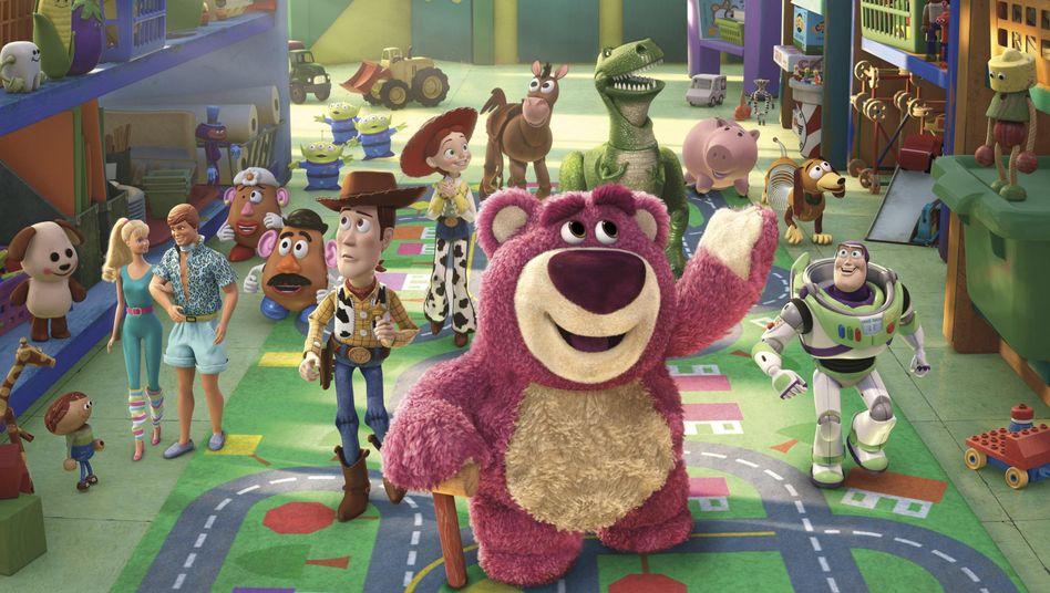 """Kinoerfolg """"Toy Story 3"""": 77 Prozent Genauigkeit"""