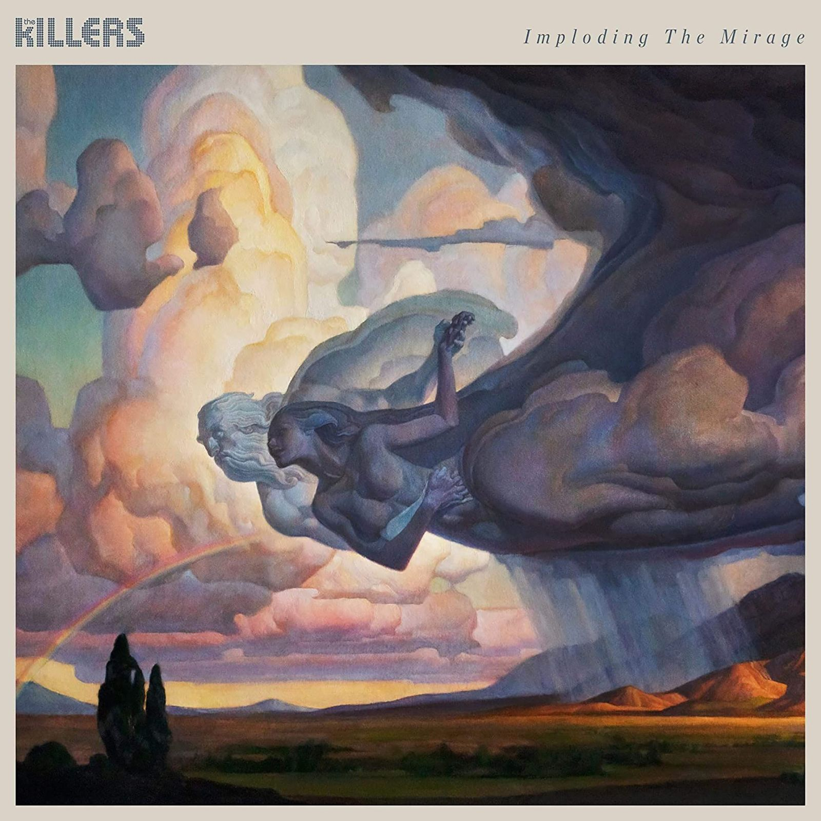 Abgehört/ The Killers: Imploding The Mirage COVER