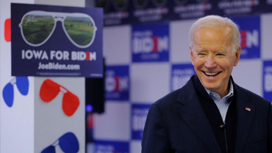 Joe Biden (im Januar 2020): Wer soll seine Vize werden?