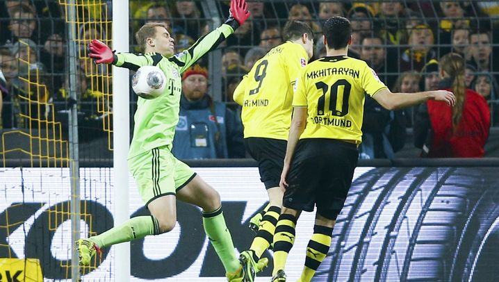 """Einzelkritik FC Bayern: Boateng als """"Bruder Leichtfuß"""", Müller effizient"""