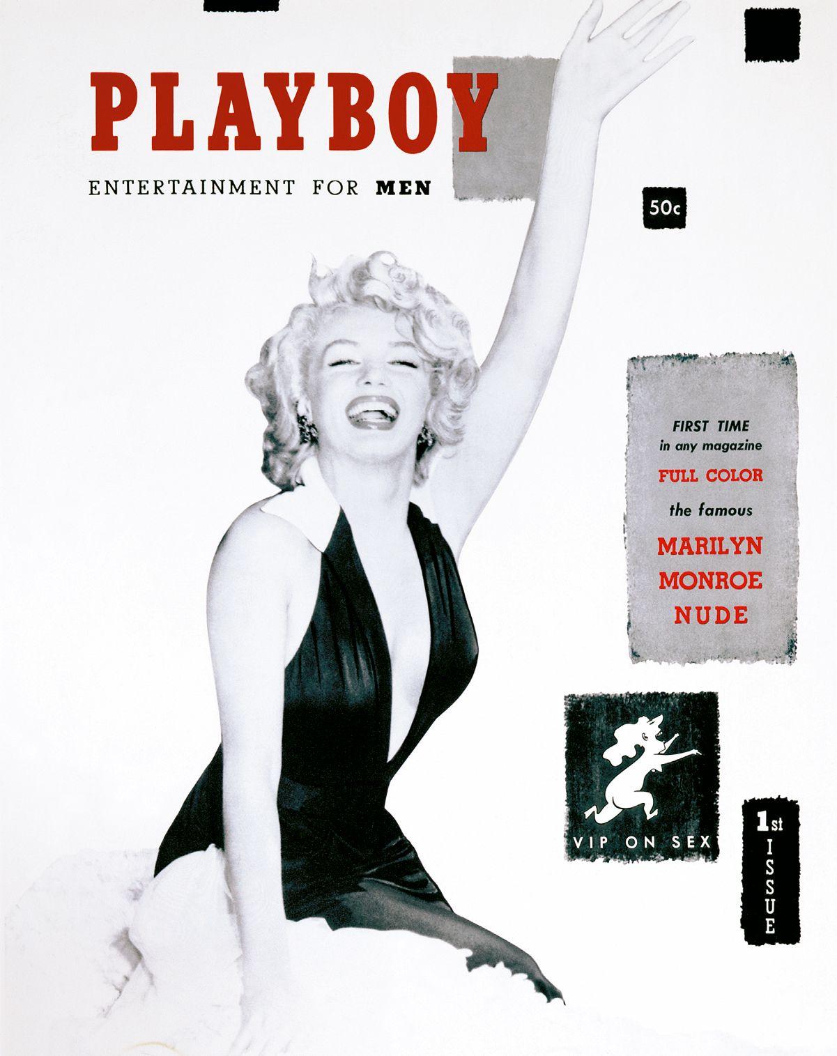 Playboy heißt Bruce Willis