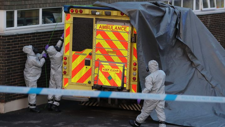 Giftattacke auf Sergej Skripal: Das Drama von Salisbury