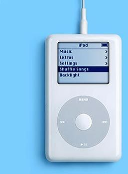 Neuer iPod: meistverkaufter digitaler Musicplayer der Welt