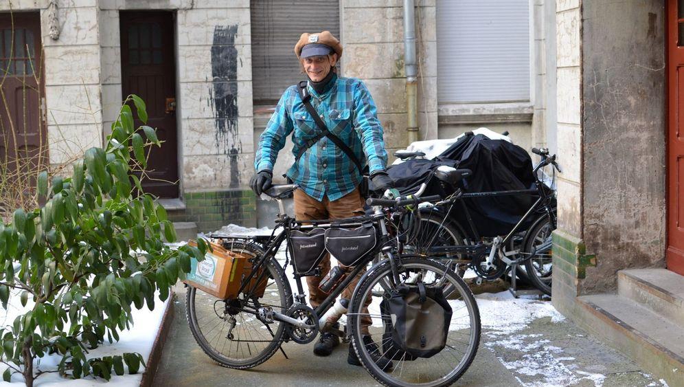 Geschäftsidee Fahrradreparatur: Engel auf zwei Rädern