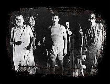 """Romero-Klassiker """"Night of the Living Dead"""" (1968): """"Ich brauche nichts, was schnell läuft"""""""