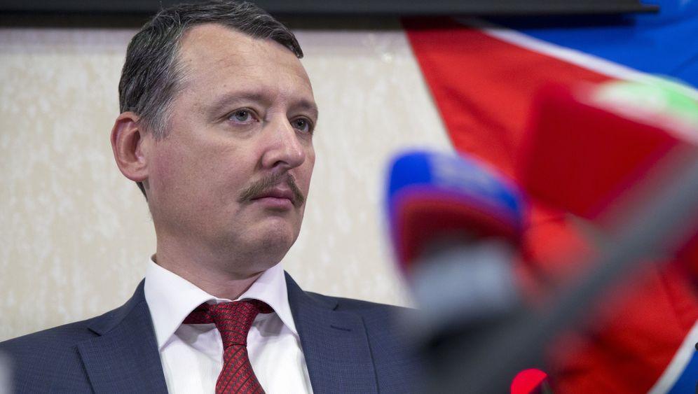 Ukraine-Krise: Der russische Freischärler Strelkow