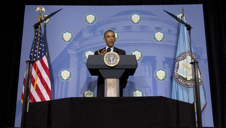 """US-Präsident Obama: """"Wäre gern in Paris gewesen"""""""