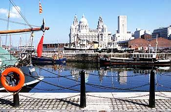 Hafen von Liverpool: Phantastisches architektonisches Erbe