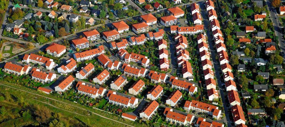 Wohnsiedlung in Berlin-Weißensee