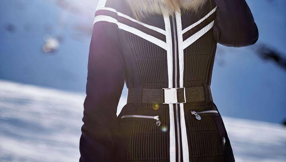 Modetrends für Skifahrer: Hightech-Jacke und Heizsocke