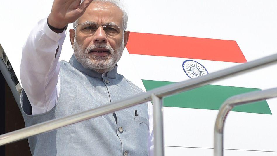 Indiens Premierminister Modi: Historischer Pakt mit Bangladesch