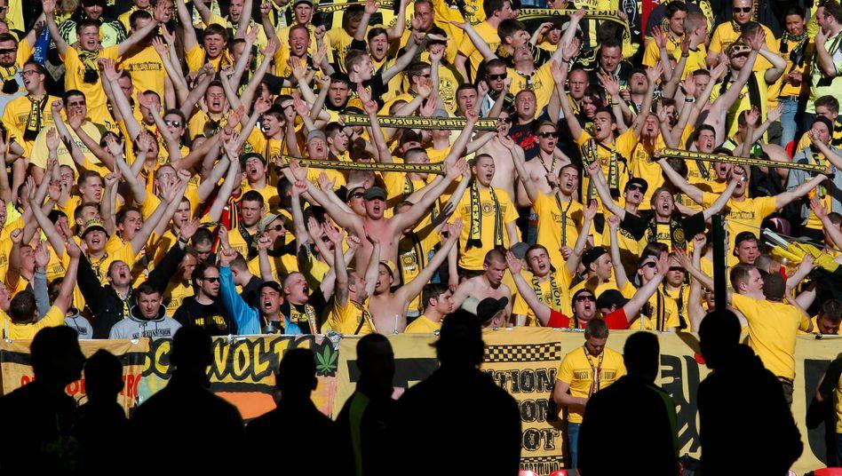Fans von Borussia Dortmund