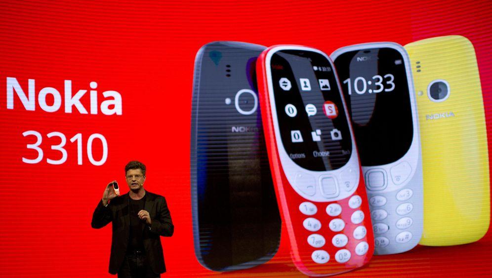 Neuheiten vom MWC: Nokia 3310 und Samsungs Tablets