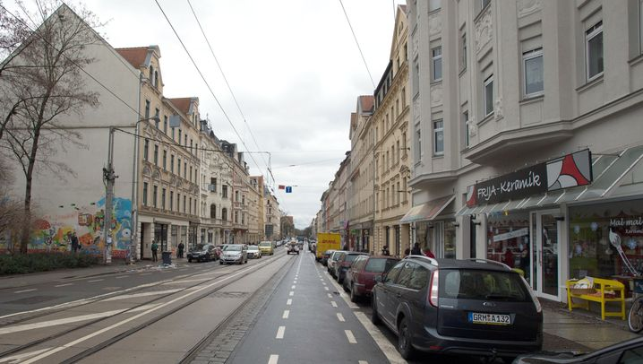 Rechte Randale in Leipzig: Das Chaos von Connewitz