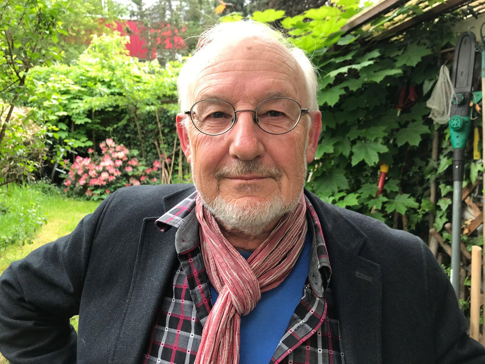 EINMALIGE VERWENDUNG Manfred Schreiber