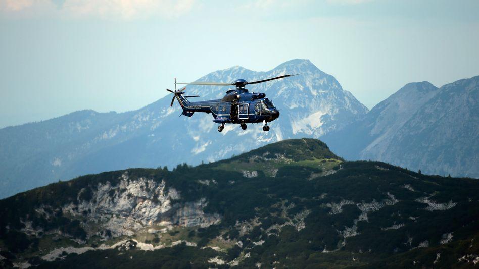 Tödlicher Alpinunfall in Berchtesgaden (Archivfoto)
