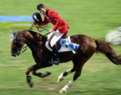 """Olympiasieger Beerbaum mit Goldfever: """"Behandlung zum Wohle des Pferdes"""""""