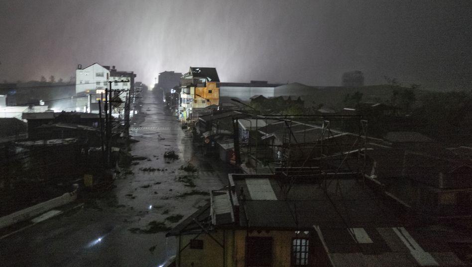 Schwere Regenfälle auf den Philippinen: Die Bundesregierung tut weiterhin so, als sei die Klimakrise irgendwie ein abstraktes Problem, das uns doch eigentlich gar nicht richtig betrifft