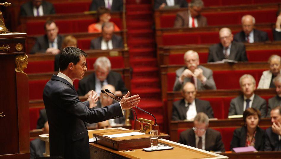 Terroralarm: Frankreich wappnet sich gegen Chemie-Anschläge