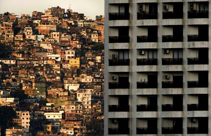 Armenviertel in Rio: Ausbreitung könnte hier schneller gehen