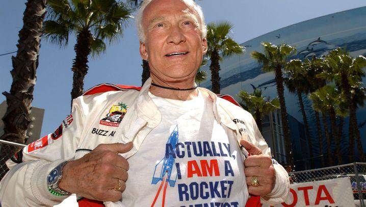 Buzz Aldrins Arzt: Legendärer Name