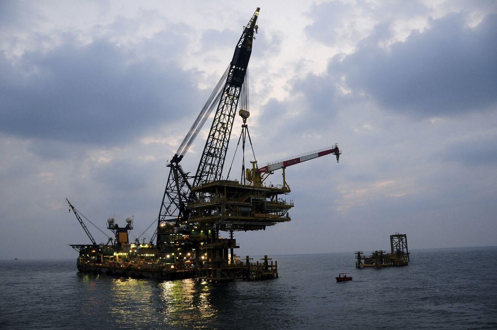 Saudi-Arabien Öl, Erdöl