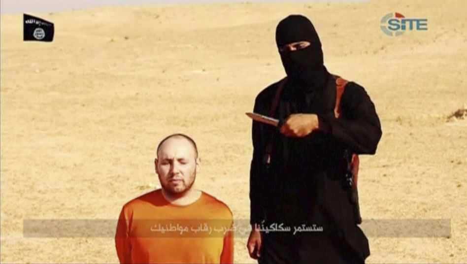 """Jihadi John"" alias Mohammed Emwazi (in einem IS-Video): Fairer Prozess"