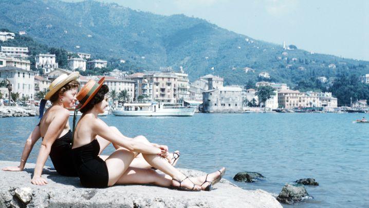 Urlaub in der guten alten Zeit