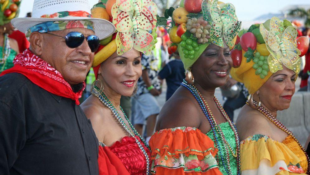 Karneval: Wilde Nächte in Panama-Stadt