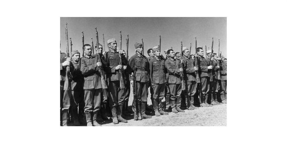 Zweiter Weltkrieg: Ausländer rein!