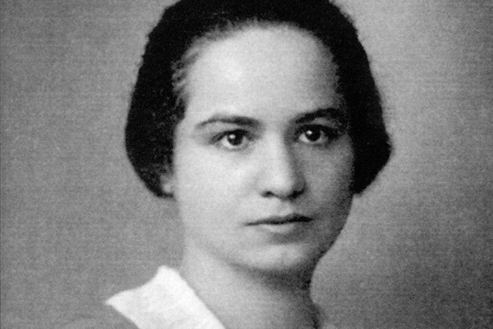 Physikerin Marietta Blau (1894-1970)